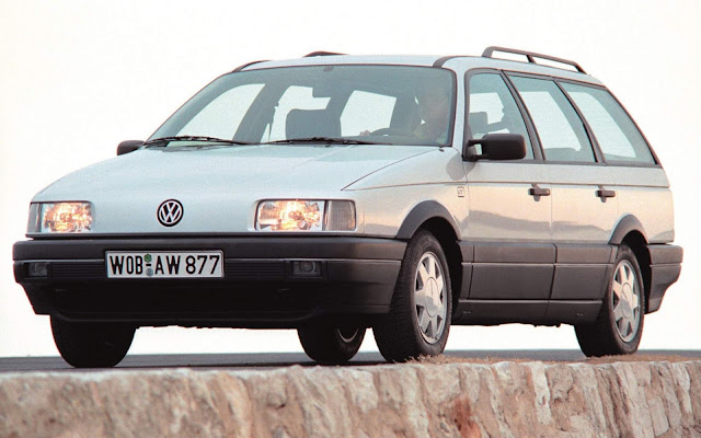 VW Passat Variant 4 Motion