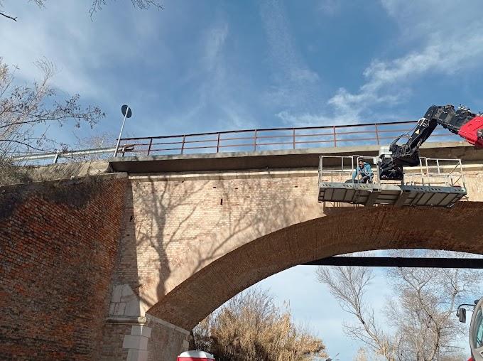 Riaperto il ponte Agri sulla strada Provinciale 5