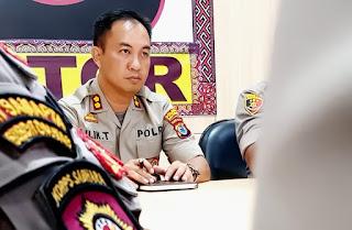 Kapolres Tana Toraja Imbau Warga Tidak Berkerumun dan Patuhi Maklumat Kapolri
