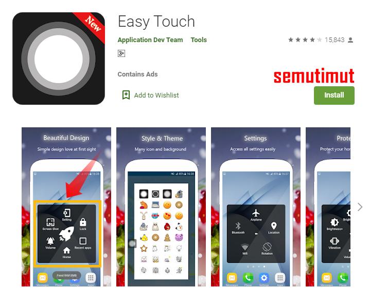 Aplikasi Pengganti Tombol Back Android Tanpa Root Terbaik Semutimut Tutorial Hp Dan Komputer Terbaik