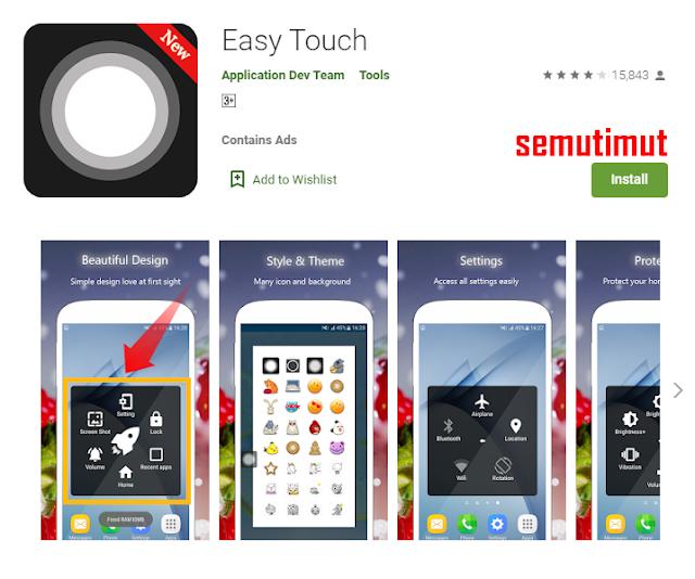 aplikasi pengganti tombol back di android