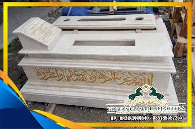 Makam Mewah Di Karawang | Makam Uje Marmer