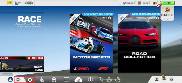 How to enable Time-shifted Match (TSM) In Real Racing 3