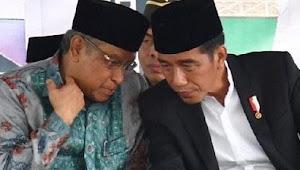 Jokowi Masuk Tokoh Islam Paling Berpengaruh