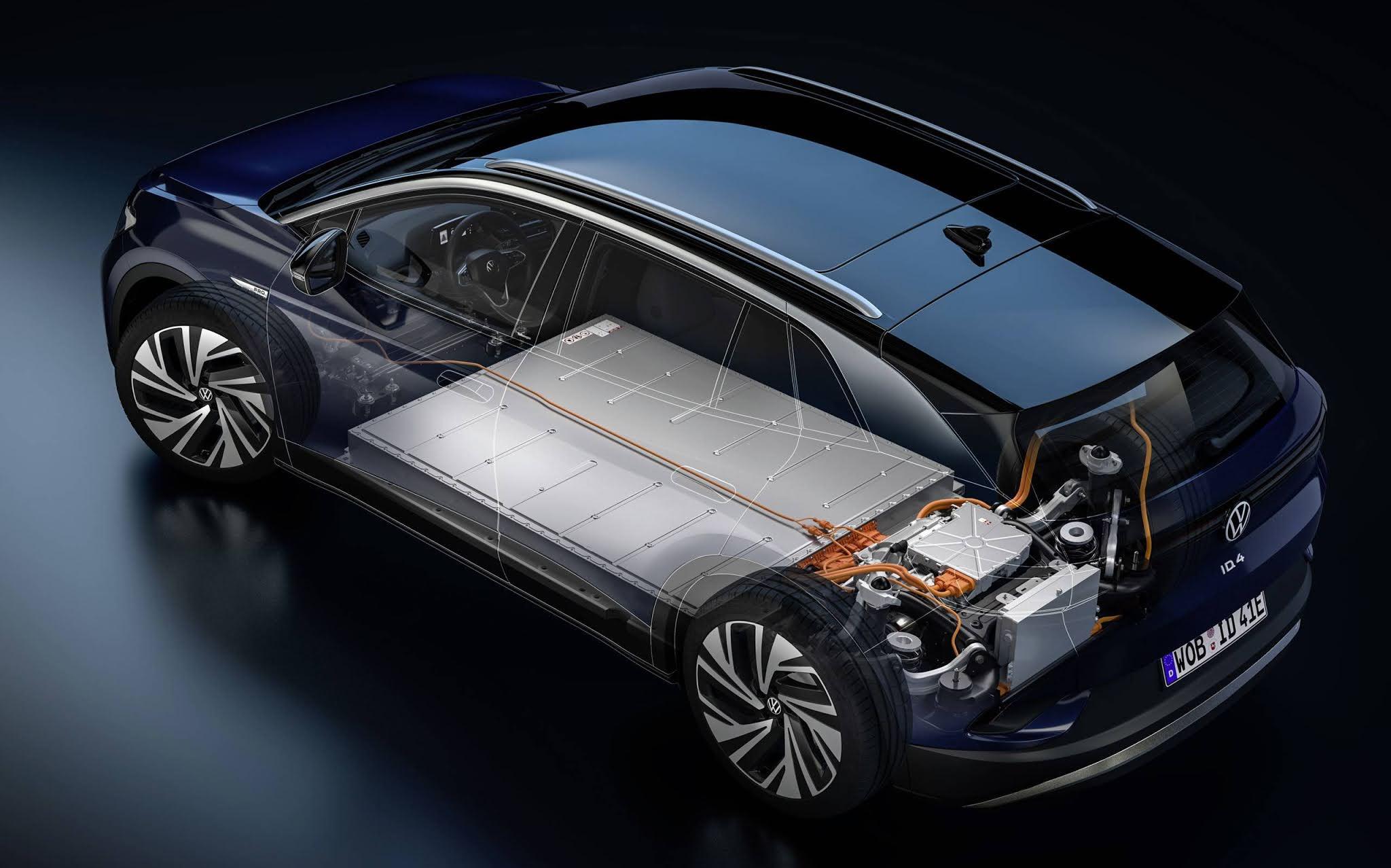 Ações da Volkswagen em nova disparada de mais de 30% com planos de eletrificação