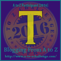T is for: Tide Pools - A Wandering Vine #AtoZChallenge