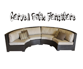 Outdoor Furniture Curved Patio Furniture
