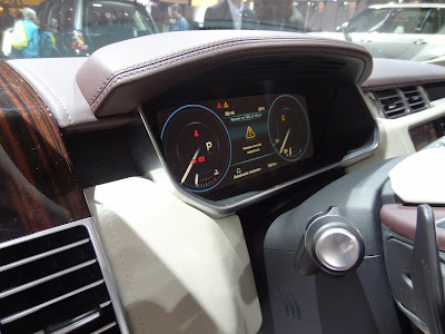 2013 Range Rover 4 interior