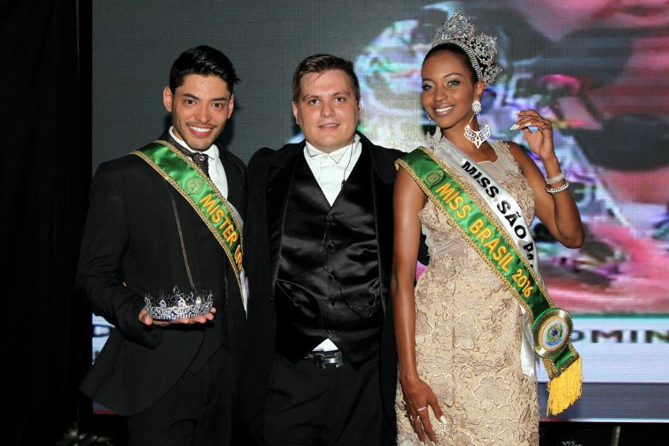 Willian Herculano, Thiago Michelasi e Mayrane Barbosa - Foto: Salani Antônio
