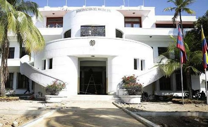 Tres recuperados de los 12 servidores público del gabinete departamental