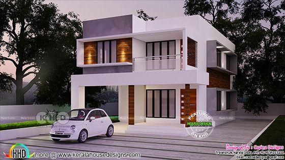 Cute modern home design august 25, 2017