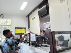 Gedung Pelayanan Kepolisian, Efektifkan Pelayanan Warga Batang