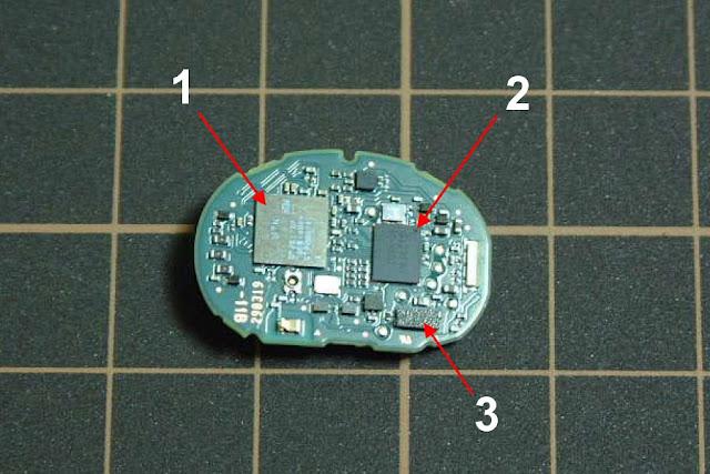 Sony WF-H800 h.ear in 3 teardown