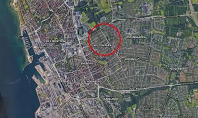 قامت الشرطة بإغلاق جزء من Jönköpingsgatan في Helsingborg بعد العثور على جسم خطير مشتبه به. لا يسمح بحركة المرور على الموقع.