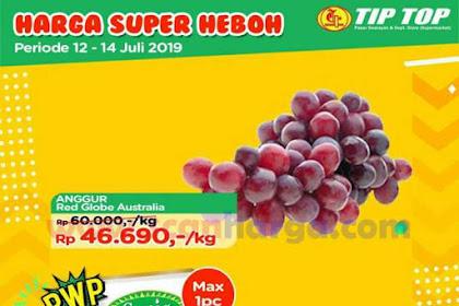 Katalog TIPTOP Promo JSM Weekend 19 - 21 Juli 2019