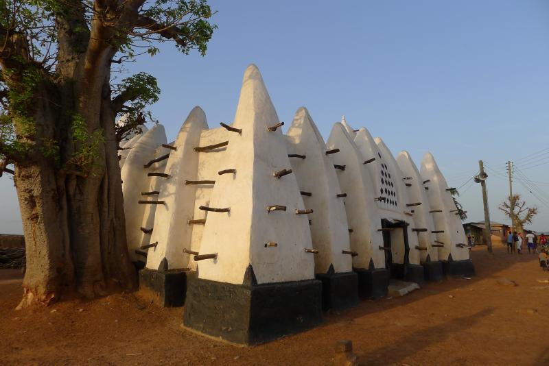 ghana landmarks; larabanga mosque; african mosque; ghana landmark; larabanga mosque ghana; famous landmarks ghana; savannah mosque; larabanga; ghana buildings; ghana monuments; larabanga;