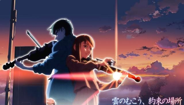 The Place Promised in Our Early Days - Anime Romance Sad Ending Terbaik