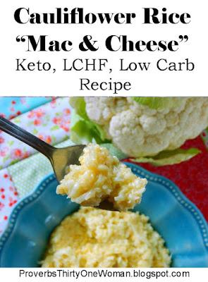 Cheesy Cauli-Rice