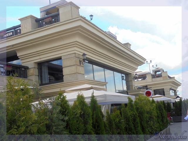 ресторан Набережной Казани