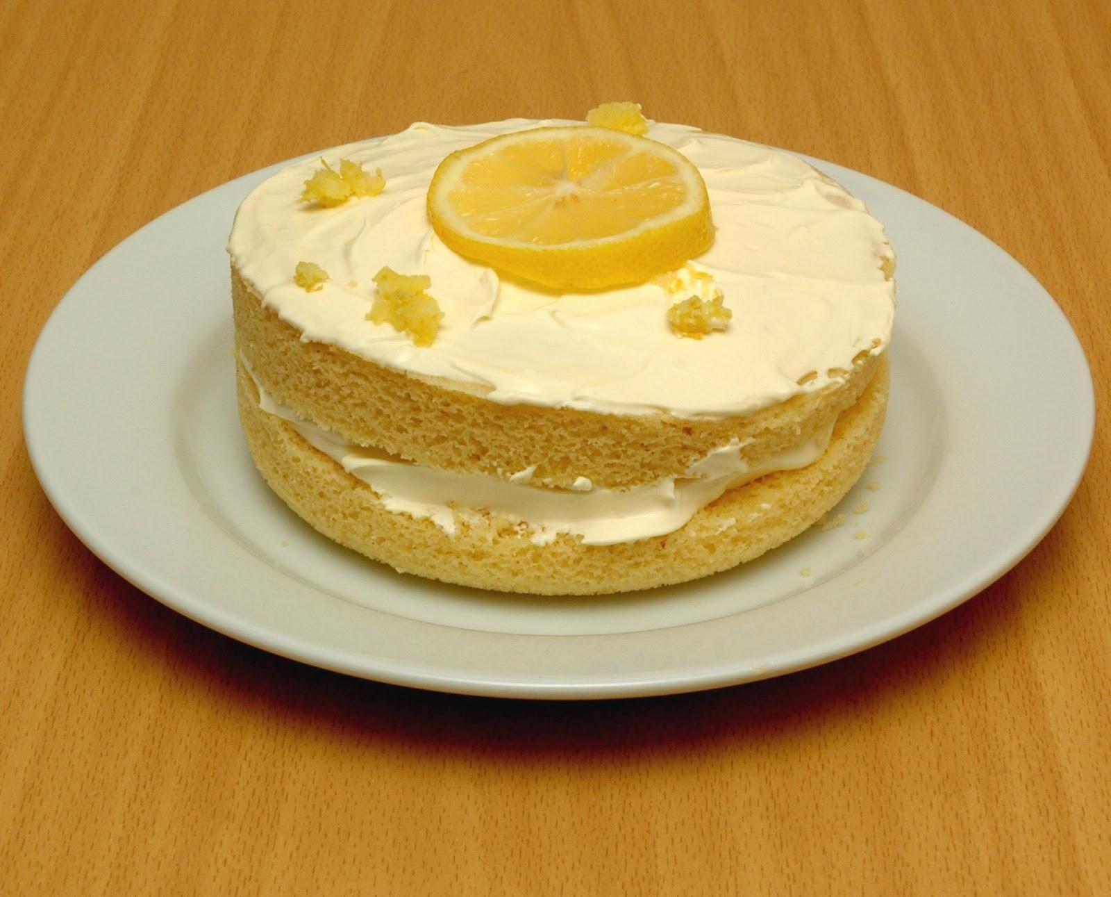 20 Of The Best Ideas For Lemon Sponge Cake