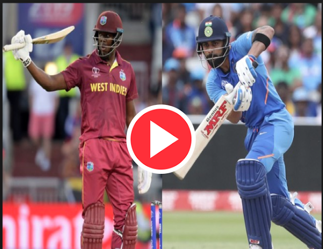 India vs WestIndies : Live Streaming Online free,India will bat  first