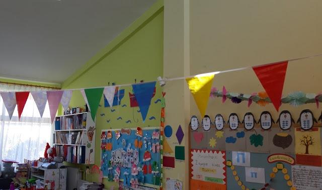 Σχολικές μονάδες Δήμου Ναυπλιέων: Νηπιαγωγείο Νέας Τίρυνθας