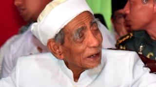meninggalnya kyai Maimun Zubair
