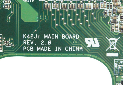 Asus A42J Mainboard K42jr rev 2.0 Laptop Bios