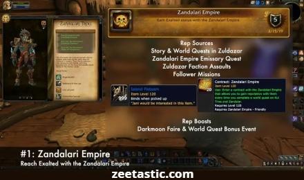 How to Unlock Zandalari Trolls