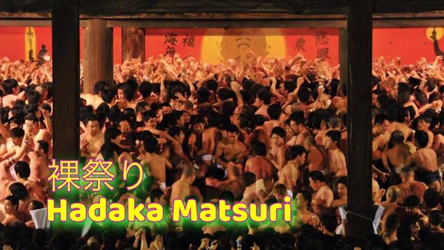 hadaka matsuri perayaan unik di jepang