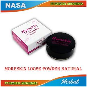 Moreskin Loose Powder Natural
