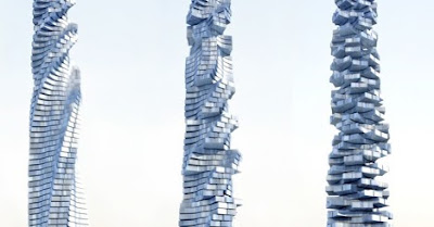 Dubai City Tower and 12 other upcoming hankering projects