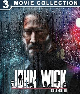John Wick [Coleccion] [DVD] [R1] [NTSC] [Latino]
