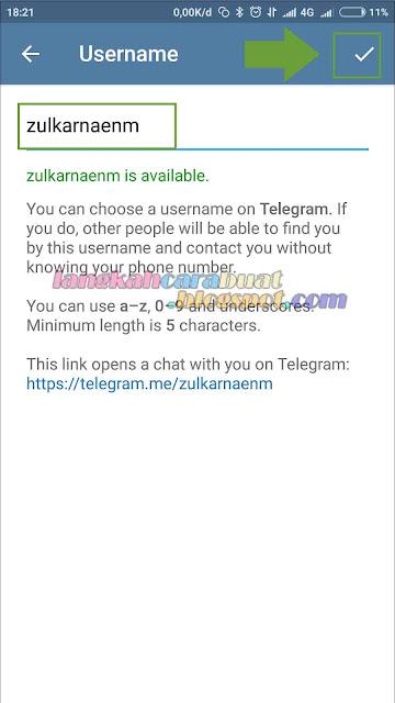 Cara Membuat Akun Telegram Lewat HP Android