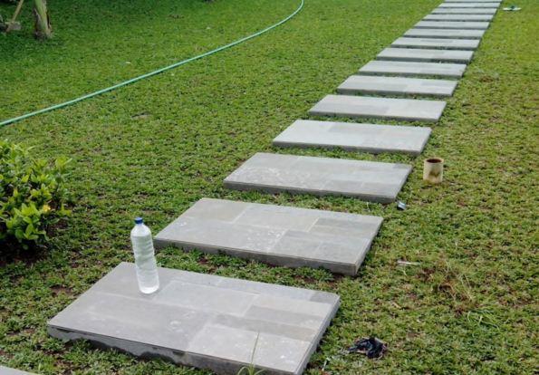 Desain Jenis Batu Alam Andesit Untuk Lantai Terbaru