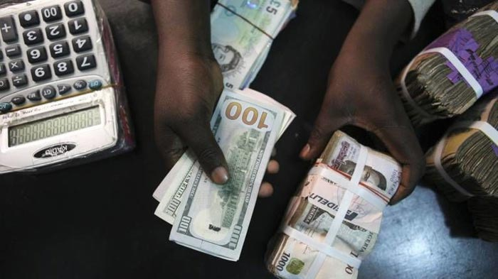 Nigerian government devalues naira, reveals official exchange rate as 253 naira to 1 dollar