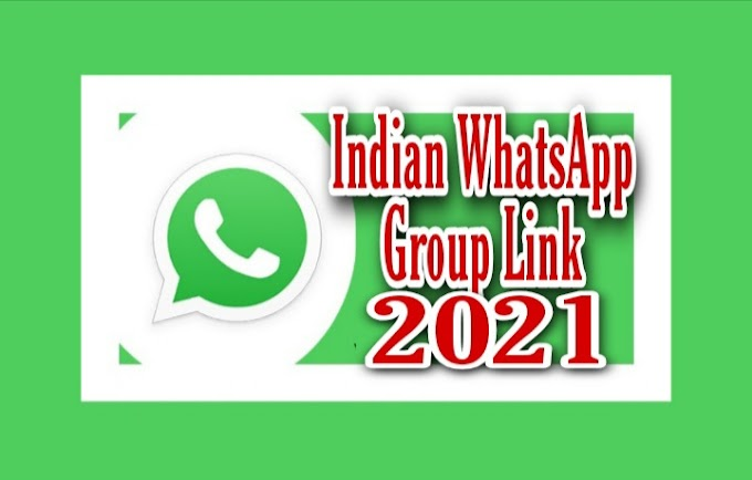 Indian whatsapp group link latest update join links