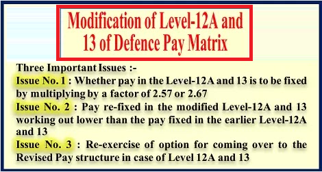 modification-of-level-12a-and-13-of-defence-pay-matrix