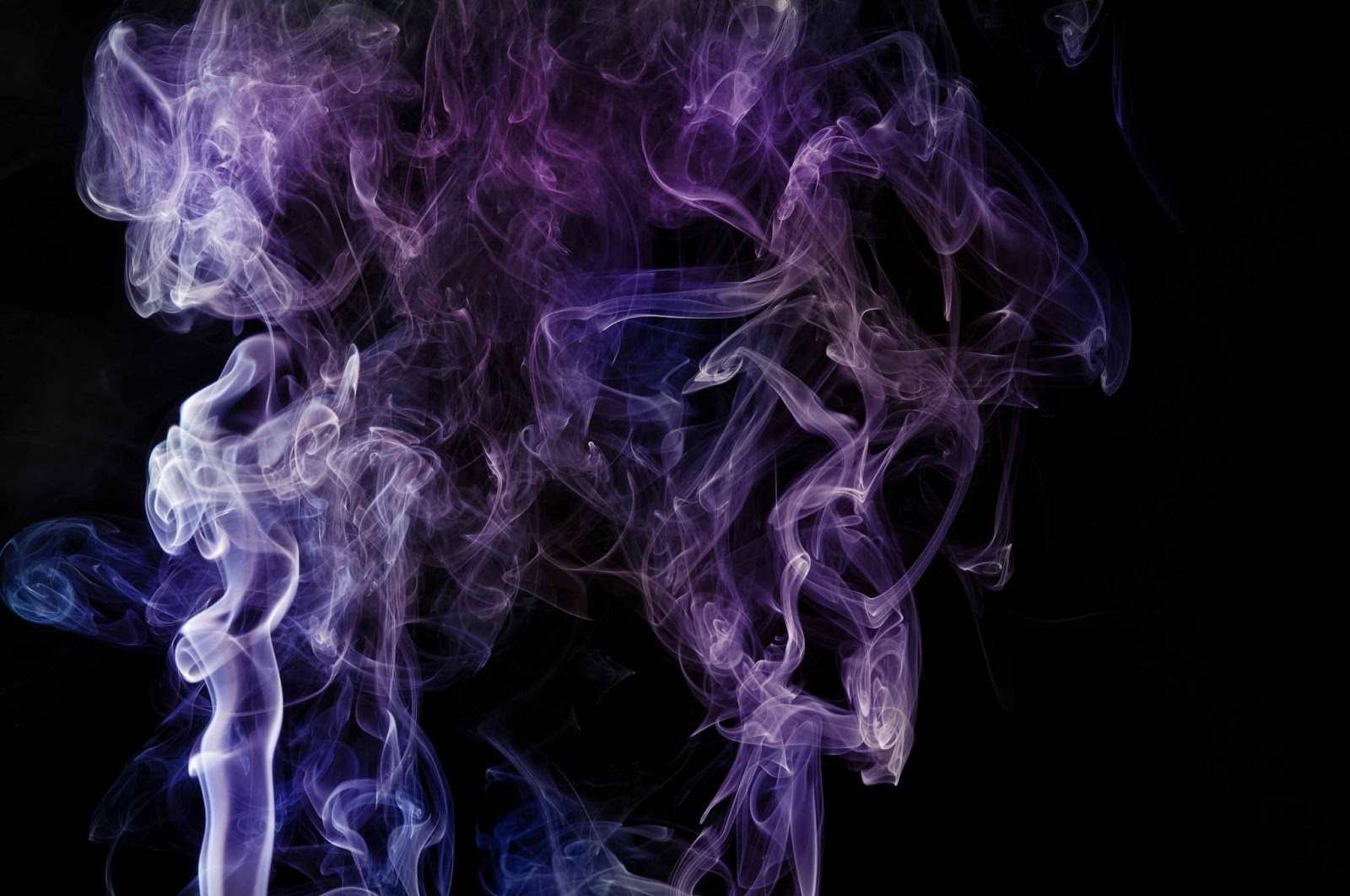 Black Aesthetic Wallpaper Violet Smoke Art Wallpapers Hd Wallpapers Pics
