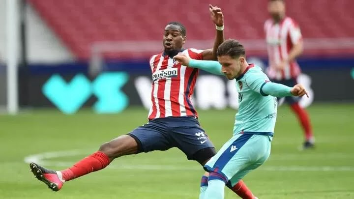 OFFICIAL: Atletico's Kondogbia tests positive for coronavirus