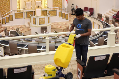 CleanHero - Pakar Cuci Carpet Murah di Lembah Klang