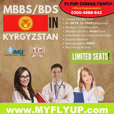 Study MBBS in Kyrgyzstan for Pakistani Students MBBS Fee Structure