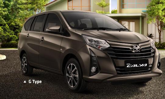 7. Toyota Calya