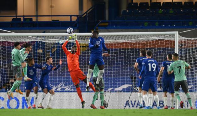 Chelsea vs Everton 2–0 Highlights