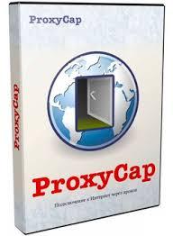 تحميل برنامج ProxyCap 5.35 Full لربط شبكة اتصالاتك عبر خوادم بروكسي
