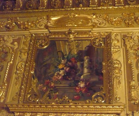 Palazzo Reale di Torino: sala dei medaglioni