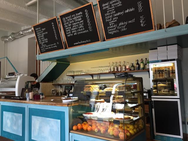 Kavárna Bez Konceptu - Liberec