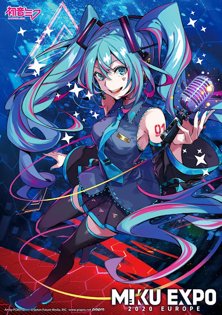 Miku Expo Europe 2020 de Barcelona