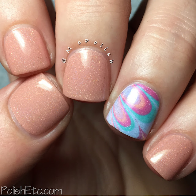 Lavish Polish - Spring 2016 Collection - McPolish - Fluttering Butterflies