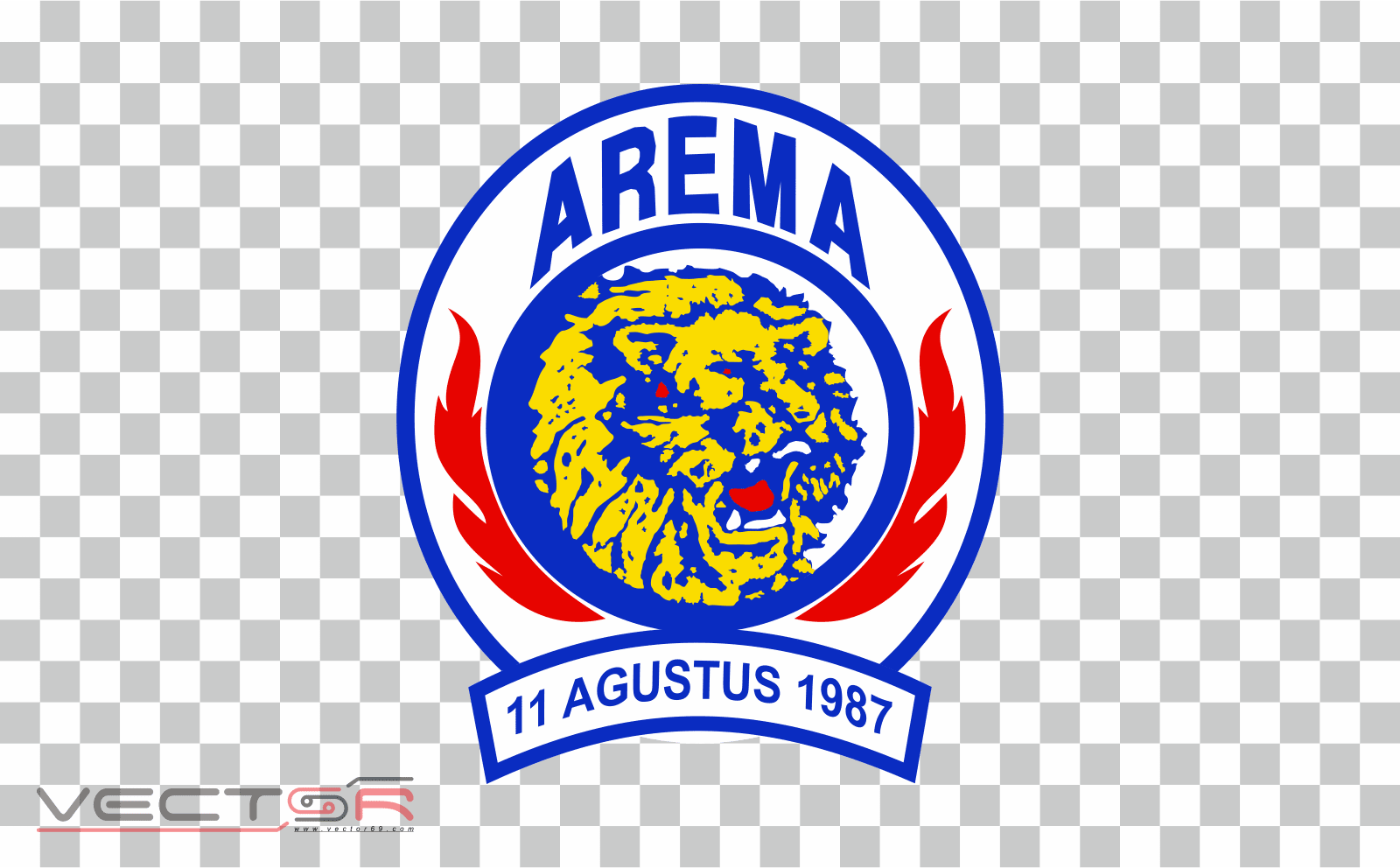 Arema Indonesia (1996) Logo - Download .PNG (Portable Network Graphics) Transparent Images